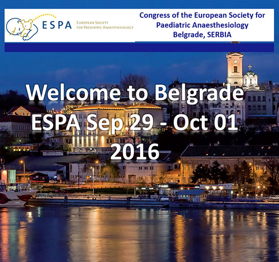 EUROESPA Belgrade congress 2016