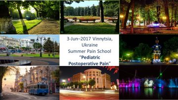 Ukraine pain summer medical school